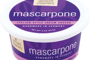 Mascarpone Italian-style Cream Cheese