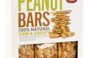 Peanut Bars