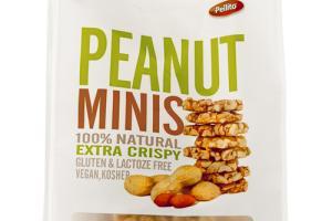 Extra Crispy Peanut Minis