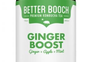 Ginger Boost