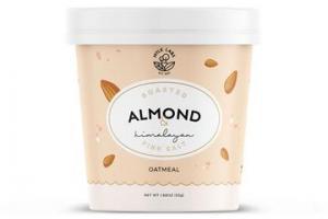 Roasted Almond & Himalayan Pink Salt Oatmeal Cup