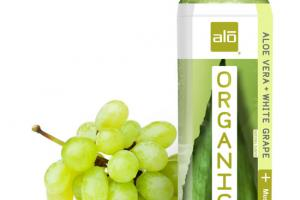 ALO Organic - Aloe Vera + White Grape