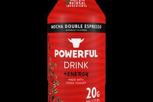 Mocha Double Espresso