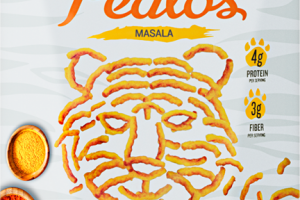 Peatos Masala snacks