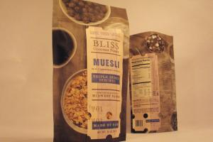 Bliss Gourmet Muesli Triple Berry