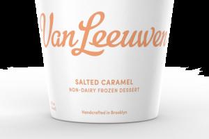 Non-dairy Frozen Dessert - Vegan - Salted Caramel