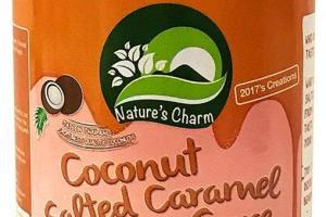 Coconut Salted Caramel Sauce