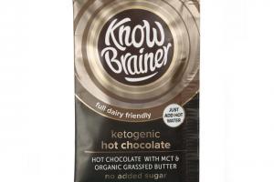 ketogenic instant hot chocolate