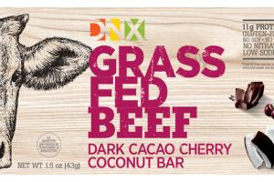 Dark Cacao Cherry Coconut Bar