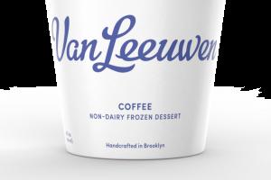 Non-dairy Frozen Dessert - Vegan - Coffee