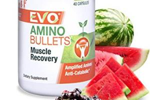 Amino Bullets Muscle Recovery Dietary Supplement