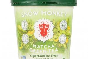 Matcha Green Tea Superfood Ice Treat