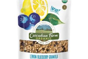 Lemon Blueberry Organic Granola