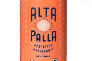 Sparkling Grapefruit Beverage