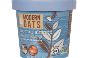 Coconut Almond Premium Oatmeal