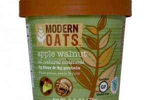 Apple Walnut All Natural Oatmeal