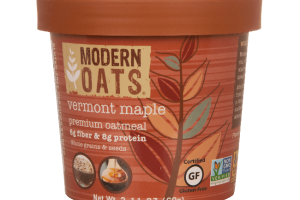 Vermont Maple Premium Oatmeal