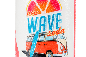 Grapefruit Wave Soda