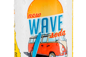 Mango Wave Soda