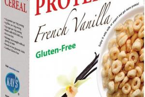 Kay's Naturals French Vanilla Protein Cereal