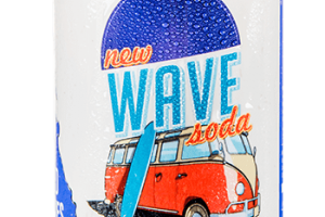 Blueberry Wave Soda