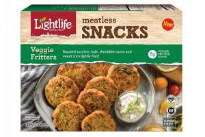 Meatless Snacks - Veggie Fritters