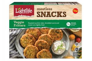Meatless Snacks - Veggie Fritters