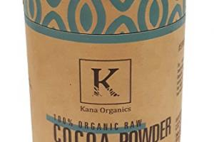 100 % Organic Raw Cocoa Powder