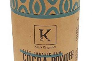 100% Organic Raw Cocoa Powder