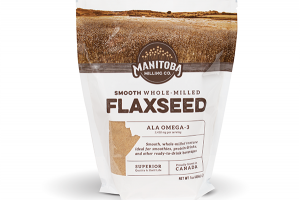 Smooth Whole Milled Flaxseed