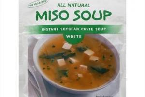 Gluten Free Miso Soup