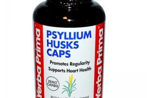 Psyllium Husks Caps