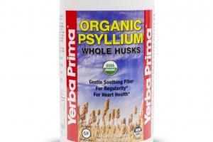 Organic Psyllium Whole Husks