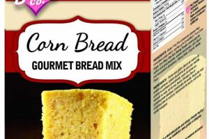 Gluten Free Corn Bread Mix