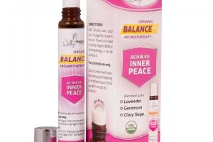 Balance Organic Aromatherapy Blend