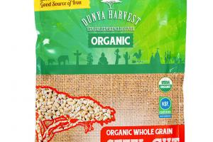 Organic Steel-Cut Oats