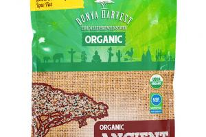 Organic Ancient Grains