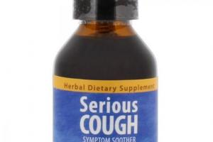 Serious Cough  Soother