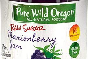 Raw Sugar Marionberry Jam