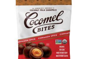 Cocomel Bites - Cinnamon Spice