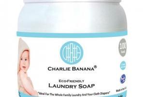 Laundry Detergent Baby