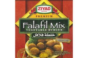 Falafil Mix Vegetable Burger