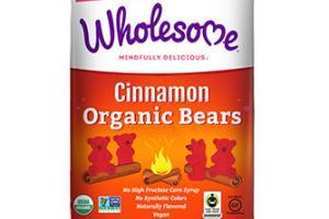 Cinnamon Organic Bears