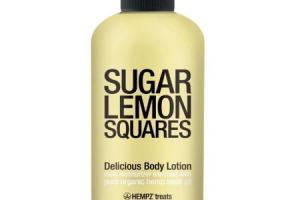 Sugar Lemon Squares Delicious Body Lotion