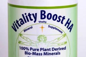 Vitality Boost HA