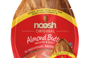 Smooth & Silky Almond Butter - Original