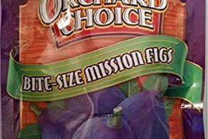 Bite-size Mission Figs