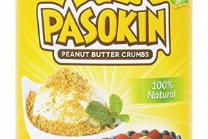 Peanut Butter Crumbs