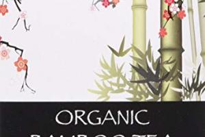 Organic Bamboo Tea Exotic Fruit Flavor