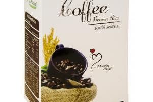 Brown Rice Coffee